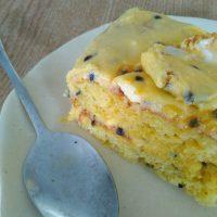 granadilla cake recipe