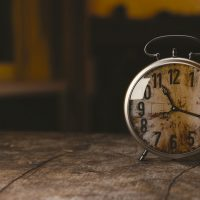 old clock photography